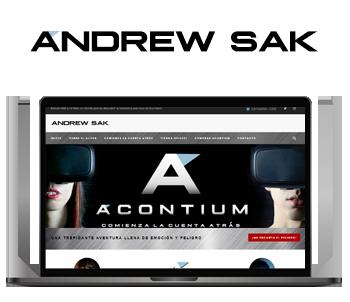 Web Andrew Sak