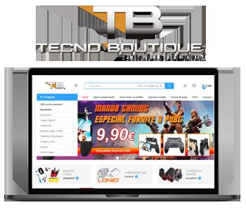 Web Tecnoboutique