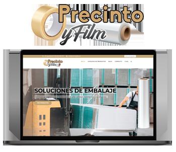 Web Precinto y film